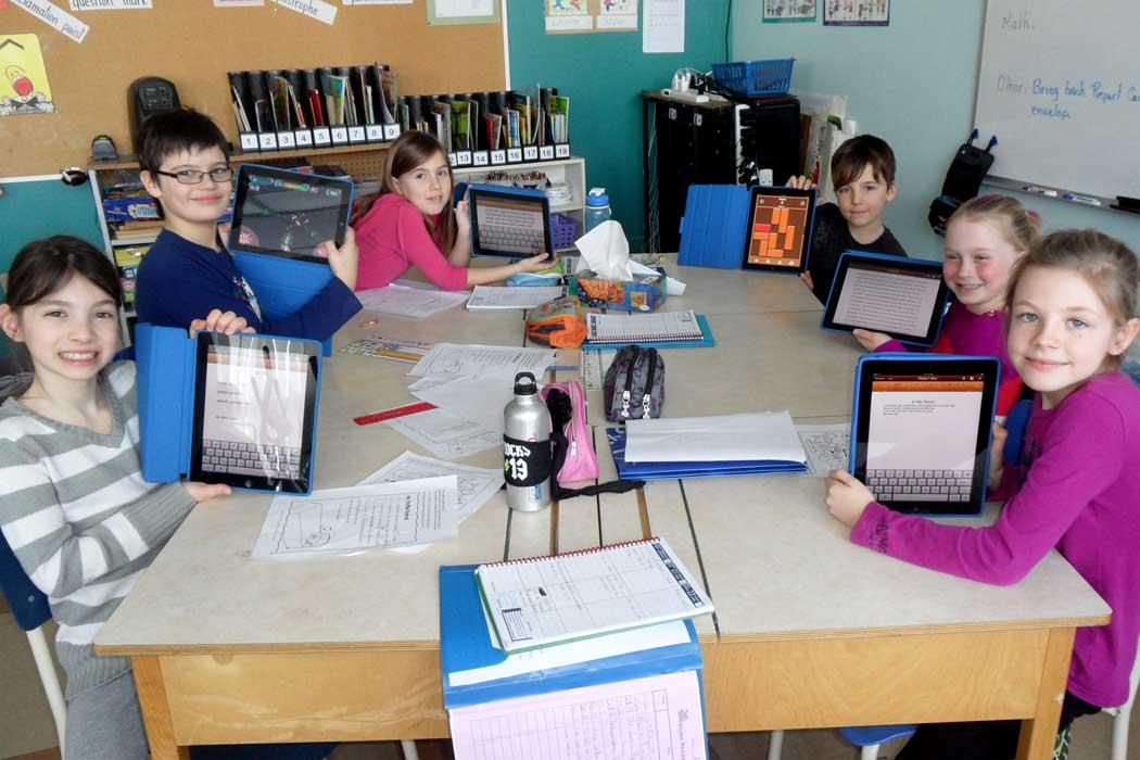Use the Set up School PCs app