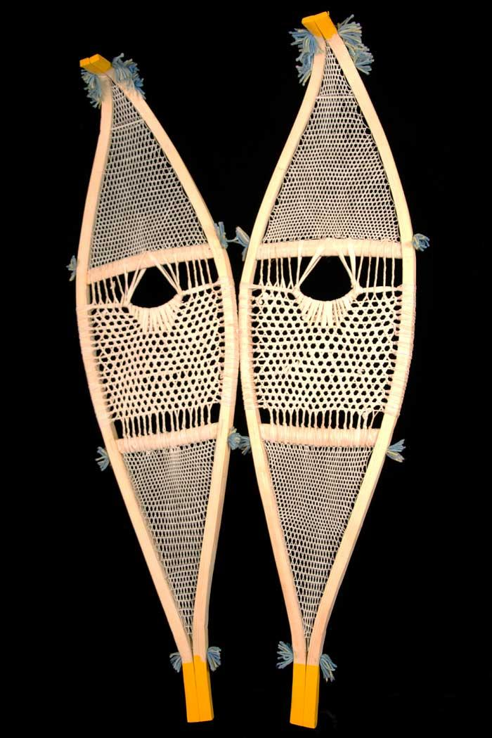 Chisasibi Cree Hunters Snowshoes